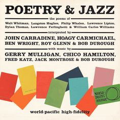 The seemingly infinite number of vintage record jackets that convey their message with simple shapes like the dot never cease to amaze and amuse us. Project Thirty-Three is a shrine to these dots along with their less jovial but equally effective cousins, squares, rectangles and triangles, and the designers that make them come to life. Other galleries include arrows, abstract shapes, typography-only and Command Records. Check back soon as we'll be adding covers regularly.