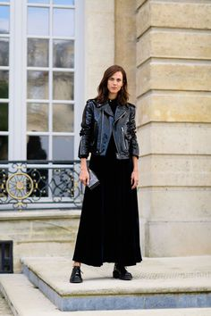 The Best Street Style From Paris Fashion Week: Spring 2018: Aymeline Valade