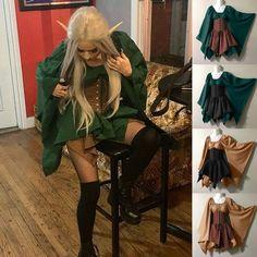 Pixie Costume, Cute Halloween Costumes, Halloween Kostüm, Halloween Inspo, Best Celebrity Halloween Costumes, Halloween Office, Cosplay Dress, Cosplay Outfits, Cosplay Costumes
