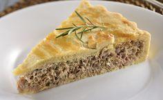 10 receitas de torta de atum de liquidificador fáceis e saborosas Tortas Low Carb, Spanakopita, Pizza, Gluten, Quiches, Ethnic Recipes, Jr, Decor, Tuna Recipes