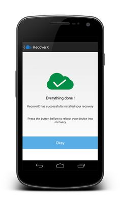 RecoverX - Custom recovery installer for #android