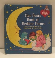 f878b10f4c Care Bears Book of Bedtime Poems Vintage 1983 Weekly Reader Children s Book  Club