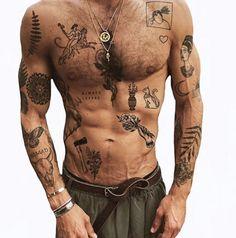 Torso Tattoos, Stomach Tattoos, Body Art Tattoos, Hand Tattoos, Sleeve Tattoos, Tatoos, Bow Tattoo Designs, Tattoo Sleeve Designs, Tattoo Bauch
