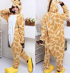 9f28df117 Unisex Pijama Kigurumi adulto disfraz Anime Cosplay Pijama Animal Onesies S  ~ XL
