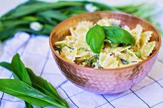 inlovewith: One Pot Pasta mit Bärlauch