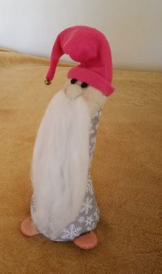 My first Christmas Gnome named Zenek :)