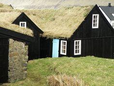 Sands Bygdarsavn - The Museum of Sandur - Faroe Islands by Eileen Sandá