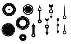 KLDezign les SVG: Des horloges