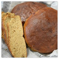 Helppo joululimppu! Bread, Food, Brot, Essen, Baking, Meals, Breads, Buns, Yemek
