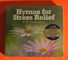 Hymns For Stress Relief [Digipak] by Various Artists CD, 3 Discs NEW FREE SHIP