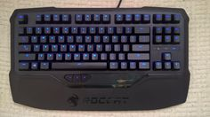_ Roccat Ryos TKL Pro // ''That Special Snowlake''