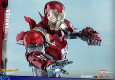 Tony Stark refuses to be confined to just Iron Man and Avengers movies, which is why we get this cool-looking Iron Man Mark XLVII Spider-Man: Homecoming Sixth-Scale Figure. The new Spider-Man movie will never be able to get compared to the Spidey movies that came before because those earlier film