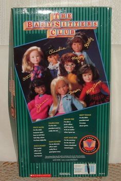 Baby Sitters Club Dolls: Stacey, Claudia, Kristy, Mallory, Jessie, Dawn, Mary Anne (Kenner 1993) 90s Childhood, Childhood Memories, Love The 90s, My Love, The Baby Sitters Club, Princess Photo, Retro 1, 90s Nostalgia, Lessons Learned