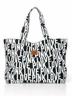 Oversized Tote Bag PINK