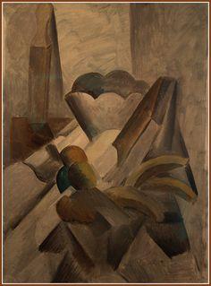 Picasso Pablo - Nature morte au cuir à rasoir | Flickr - Photo Sharing!