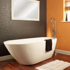 Contemporary Freestanding Bath - Image 1