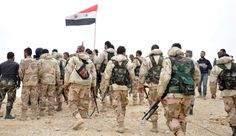 A large number of fresh forces arrived in the Northern province of Aleppo to join their comrades in Syrian Armed Forces and intensify attacks on Jeish al-Fatah terrorists, military sources said.AUG16
