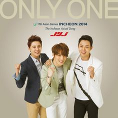 #JYJ ONLY ONE