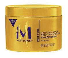 Motions Hair & Scalp Daily Moisturizing Hairdressing, $3.69. | 24 Natural Hair Products You Can Actually Afford