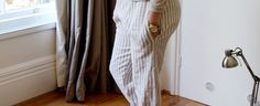 Striped Pants Tutorial   Fabrics-Store.com - The Thread