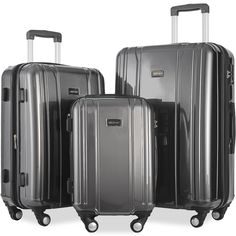 Samsonite Nyc Cityscapes 3 Piece Set 20//24//28 One Size Samsonite Corporation 50403-2567 Blue Print