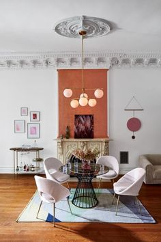 Colored Accent Chairs
