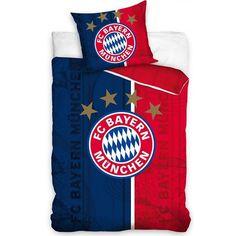 Lenjerie de pat Bayern Munchen cu licenta