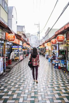 Haeundae Market| What to to Do, See and Eat in Busan