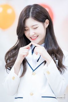 Shared by C i и т h i ɑ. Find images and videos about DIA, chaeyeon and i.o.i on We Heart It - the app to get lost in what you love. Kpop Girl Groups, Korean Girl Groups, Kpop Girls, Jung Chaeyeon, Choi Yoojung, Kim Sejeong, Cute Girl Face, Jung Jaehyun, Chinese Actress
