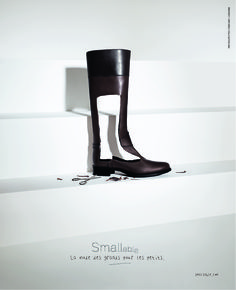 Campagne Smallable  Agence Y & R Paris  Photographe : Fred Lebain