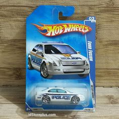 Hot Wheels Ford Fusion White HW City Works '09 03/10 Police Car  Update di: Fb/Twitter/Line: idStoreplus WhatsApp: 0818663621 Source: hotwheelsplaza.com OnlineStore: idstoreplus.com  #hotwheels #ford #fordfusion #hotwheelsphotography #diecast #hotwheelscollector #hotwheelscollection #idstoreplus #hotwheelscirebon #hotwheelstangerang  #hotwheelsjakarta #hotwheelssemarang #hotwheelsindonesia #hotwheelsmurah #pajangan #diecastindonesia #diecastjakarta #kadoanak #kadounik #mainananak…