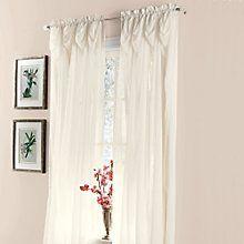 Curtains Curtain ideas Country Curtains, Curtain Ideas, Diy Decorating, Cream White, Home Decor, Products, Decoration Home, Room Decor, Diy Room Decor