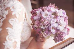 Purple Bridal Bouquet. Bridal Bouquets, Flower Arrangements, Concept, Purple, Wedding Dresses, Flowers, Bride Dresses, Wedding Bouquets, Floral Arrangements