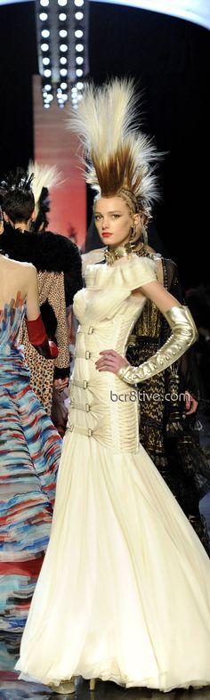 Jean Paul Gaultier Haute Couture Spring Summer 2011