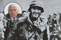 Witold Kieżun (b. 1922), former soldier of the Home Army, in 2013 and during Warsaw uprising in 1944