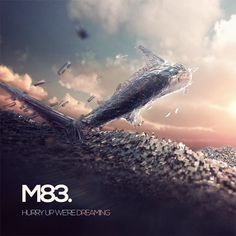 M83 // HURRY UP WE'RE DREAMING by Tom Buch, via Behance
