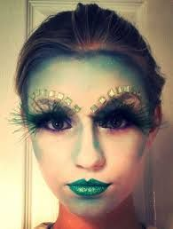 alien makeup - Google Search