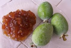 FEIJOA, PINEAPPLE AND GINGER JAM - Real Recipes from Mums