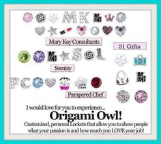 Do you think that an Origami Owl Living Locket would make a perfect conversation starter?? Show off your biz in a Locket! Find these charms and more at my website www.fromtheheartlockets.origamiowl.com or www.facebook.com/fromtheheartlockets