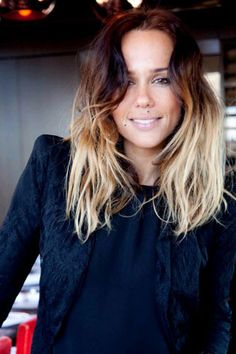 If I grow my hair a little I want ombre :) Cut My Hair, Love Hair, Great Hair, Her Hair, Hair Flip, Gorgeous Hair, 2015 Hairstyles, Cool Hairstyles, Haircuts