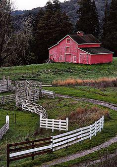 Barn #1   Flickr - Photo Sharing!  Jennifer Hartnet-Henderson.