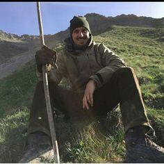 Zlatan Ibrahimovic in Climbing mountains 1.