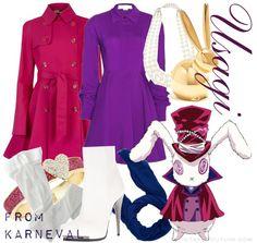 Karneval Fashion » Usagi