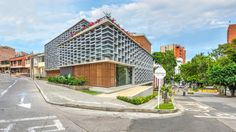 Edificio+Spectra+/+Espacio+Colectivo+Arquitectos