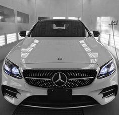 Mercedes-Benz E43 AMG.
