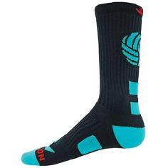 Lighter weight performance crew sock with a double welt top. Sport Socks, Crew Socks, Lion, Spandex, Red, Fashion, Leo, Moda, Fashion Styles