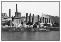 Cementárna v Podolí - nyní plavecký stadion