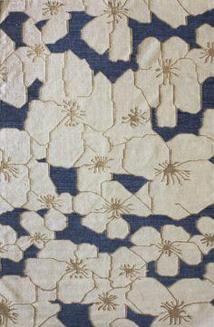 via BKLYN contessa :: handmade luna amish wool flatweave kilim rug