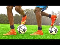 Fast Feet Soccer Moves:  3 Degrees of Separation - YouTube