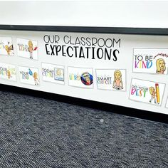 Is it that time when your students suddenly forget the classroom expectations?P student - a fun classroom management system 5th Grade Classroom, Classroom Behavior, New Classroom, Classroom Environment, Kindergarten Classroom, Classroom Management, Classroom Decor, Classroom Resources, Classroom Whiteboard Organization